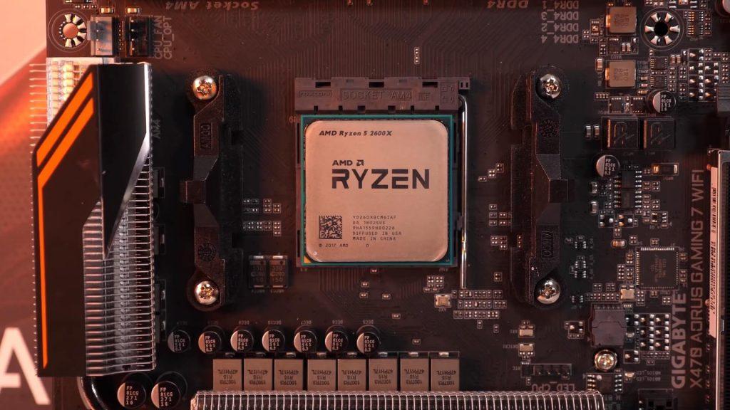 Ryzen 2600X